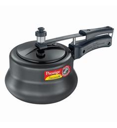 Prestige Nakshatra Plus Black Aluminium 3 L Pressure Cooker