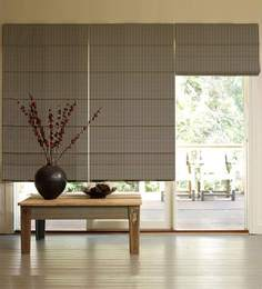 Presto Golden Polyester Window Blind
