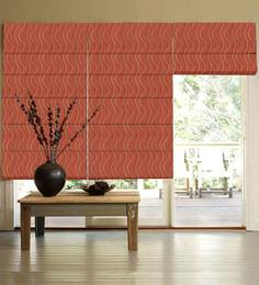 Presto Pink Polycotton Window Blind