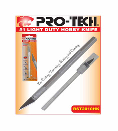 Pro-Tech Metal 5 x 0.5 Inch Light Duty Hobby Knife