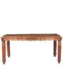 Pranidha Coffee Table with Brass Inlay Work by Mudramark