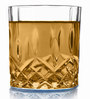 Prego Gelido 230 ML Rock Whisky Glass - Set of 6