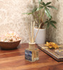 Premsons Lily of The Valley Reed Diffuser Bottle with 10 Rattan Reed Sticks