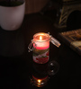 Premsons Very Berry Scented Jar Candle