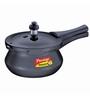 Prestige Deluxe Plus Black Aluminium 2 L Pressure Cooker