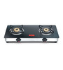 Prestige Marvel GTM02 SS 2 Burner Glass Cooktop