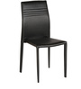 Presto Dining Chair Set Of 2 in Black Colour by HomeTown