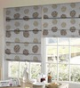 Presto Grey Polyester Window Blind