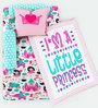 Fancy Fluff Princess 6-Piece Premium Baby Mattress Set