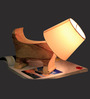 Untold Homes dog Table Lamp
