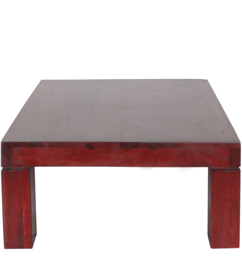 Cordoba coffee table in passion mahogany finish by for Table passion
