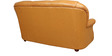 Queen Three Seater Sofa in Mustard Colour by Star India