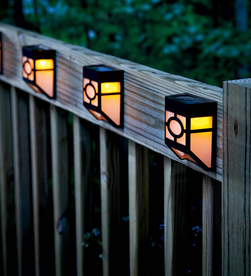 Buy Quace Solar Garden Led Abs Solar Light Online Wall