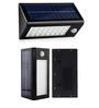 Quace 32 LED Motion Sensor Super Bright Light with 4 modes