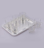 Queen Anne Oblong Serving Tray