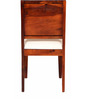 Oakland Dining Chair in Honey Oak Finish by Woodsworth