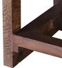 Toledo Shoe Rack in Provincial Teak Finish by Woodsworth