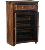 Glendale Solid Wood Shoe Rack in Provincial Teak Finish by Woodsworth