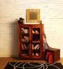 Norfolk Book Case in Honey Oak Finish by Woodsworth