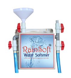 RainSoft Stainless Steel Portable Water Softener Silk RST118