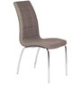 Radiance Dining Chair (Set of 2) in Grey Colour by Godrej Interio