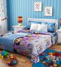 Rago Kids Dora The Explorer Single Bedsheet with 1 Pillow Case