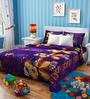 Rago Kids Spongebob Square Pants Double Bedsheet with 2 Pillow Covers