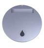 Rain Design Aluminium Silver I360 Turntable