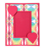 Rajrang Red Paper 8 x 10 Inch Trendy Photo Frame