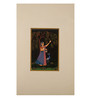 Rajrang Paper 3.5 x 5 Inch Traditional Enticing Unframed Painting