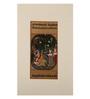 Rajrang Paper 3.5 x 7 Inch Ethnic Lord Radha Krishna Unframed Painting