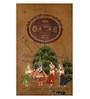Rajrang Paper 9 x 14 Inch Lord Radha Krishna Pretty Unframed Painting