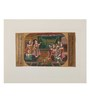 Rajrang Paper 9 x 5.5 Inch Elegancy Traditional Unframed Painting