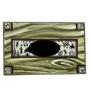 Rang Rage Handpainted Warli Stories Multicolour Wood Tissue Box