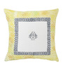 Rang Rage Amber Cotton 16 x 16 Inch Essence Cushion Covers - Set of 4