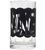 Rang Rage Word Fillers Handpainted Beer Mugs - Set of 4