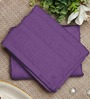Raymond Home Bluebell Plus Violet Cotton Towel