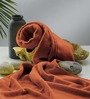 Raymond Home Flyer Rust Cotton Bath Towel