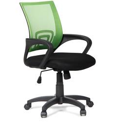 Regus Low Back Mesh Chair Green by Hometown