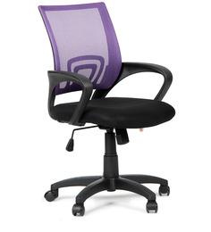 Regus Low Back Mesh Chair Purple by Hometown