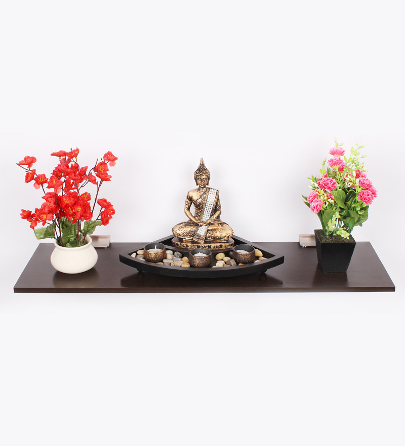Save Rs 200 on Regis Wall Shelf from Pepperfry available at Rs 599