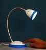 Renata Touch Dimmer LED Plastic Desk Lamp