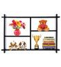 Rectangular Slotted Shelf