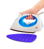Regis Silicone Blue Ironing Press Resting Pad - Set of 2