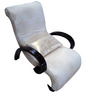 Relaxed Chair in Ivory Colour By Phinza Furniture