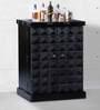 Reno Bar Cabinet in Espresso Walnut Finish by Woodsworth