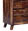 Reno Chest of Drawer In Provincial Teak Finish By Woodsworth