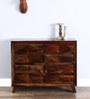 Reno Chest of Drawers In Provincial Teak Finish By Woodsworth