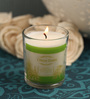 Resonance Citronella, Neem & Tulsi Aroma Natural Wax Shot Glass Scented Candle