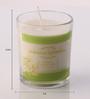 Resonance Gardenia Aroma Natural Wax Shot Glass Scented Candle